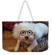 Hairy Potter Weekender Tote Bag