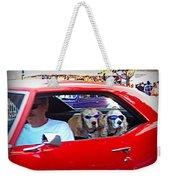 Doggies In The Window Weekender Tote Bag