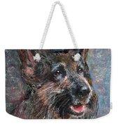 Doggy Dreams Weekender Tote Bag