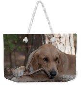 Doggy Heaven Weekender Tote Bag