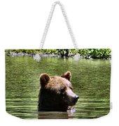 Doggy Paddle Weekender Tote Bag