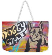 Doggy Style 1 Weekender Tote Bag