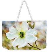 Dogwood Blossom - Digital Paint I  Weekender Tote Bag