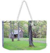 Dogwood Cabin Weekender Tote Bag