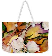 Dogwood In Spring Colors Weekender Tote Bag