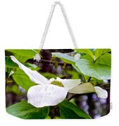 Dogwood In Yosemite Valley-2013 Weekender Tote Bag