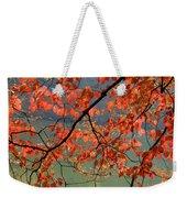 Dogwood Tree Weekender Tote Bag