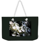 Dogwoods Caught In Central Park Weekender Tote Bag