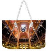 Dohany Synagogue In Budapest Weekender Tote Bag