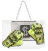 Dollar Gloves-1 Weekender Tote Bag