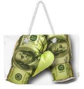 Dollar Gloves-2 Weekender Tote Bag