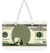 Dollar Peek A Boo Weekender Tote Bag