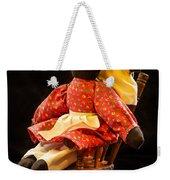 Dolls Weekender Tote Bag