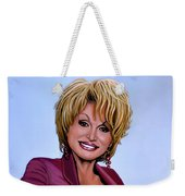 Dolly Parton Weekender Tote Bag