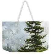 Dolly Sods Pine Weekender Tote Bag