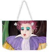 Dollydoll Of Hearts Weekender Tote Bag