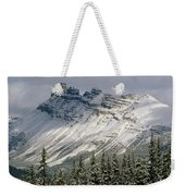 1m3538-dolomite Peak Weekender Tote Bag