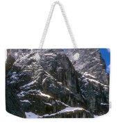 Dolomite Twin Peaks Weekender Tote Bag