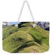 Dolomites - Crepa Neigra Weekender Tote Bag