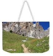 Dolomites - Gran Cir Weekender Tote Bag
