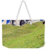 Dolomites - Grohmann Peak Weekender Tote Bag
