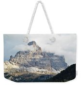Dolomites Of Italy Weekender Tote Bag