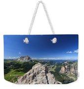 Dolomiti - Alta Val Gardena Weekender Tote Bag