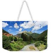 Dolomiti - Avisio Stream Weekender Tote Bag