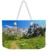 Dolomiti - Contrin Valley Weekender Tote Bag