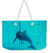Dolphin Experiment Weekender Tote Bag