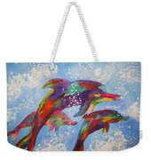 Dolphin Playjourney Weekender Tote Bag