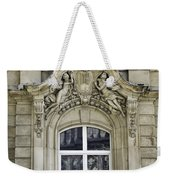Dom Hotel Balcony Window Cologne Germany Weekender Tote Bag