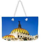 Dome Of Palacio De Las Bellas Artes Weekender Tote Bag
