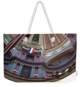 Dome Of The Old Courthouse Weekender Tote Bag