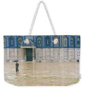 Dome Of The Rock Weekender Tote Bag