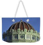 Dome Top Of Carousel House Asbury Park Nj Weekender Tote Bag