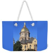 Dome Under An Autumn Sky Weekender Tote Bag