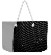 Domed Lattice Weekender Tote Bag