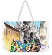 Don Quijotes New Pet Weekender Tote Bag