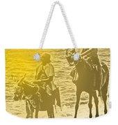 Don Quixote Rides Again Weekender Tote Bag