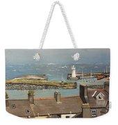 Donaghadee Ireland Irish Sea Weekender Tote Bag