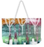 Done Too Soon Weekender Tote Bag