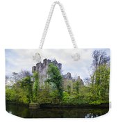 Donegal Castle In Donegaltown Ireland Weekender Tote Bag