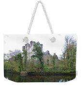 Donegal Castle Ruins Weekender Tote Bag
