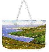Donegal Coast Weekender Tote Bag