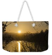 Donegal Morning - Lough Eske Weekender Tote Bag