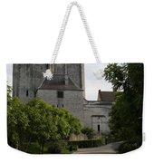 Donjon Loches - France Weekender Tote Bag
