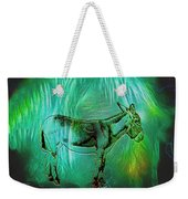 Donkey-featured In Nature Photography Group Weekender Tote Bag