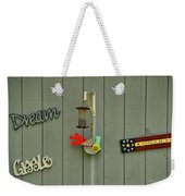 Donna's Message To America Weekender Tote Bag