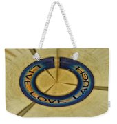 Donna's Message To You Weekender Tote Bag